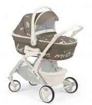 Бебешка комбинирана количка 3в1 Cam FLUIDO Amore Mio 2016 col.561