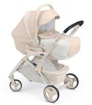 Бебешка комбинирана количка 3в1 Cam FLUIDO Orsibelli 2016 col.566