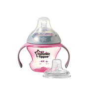 TOMMEE TIPPEE Неразливаща се чаша Essenials FIRST CUP 4м+
