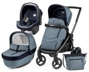 Бебешка количка 3в1 Peg Perego Team Elite Modular Atmosphere