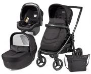 Бебешка количка 3в1 Peg Perego Team Elite Modular Horizon