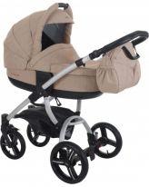 Комбинирана бебешка количка Bebetto 2в1 PASCAL 208