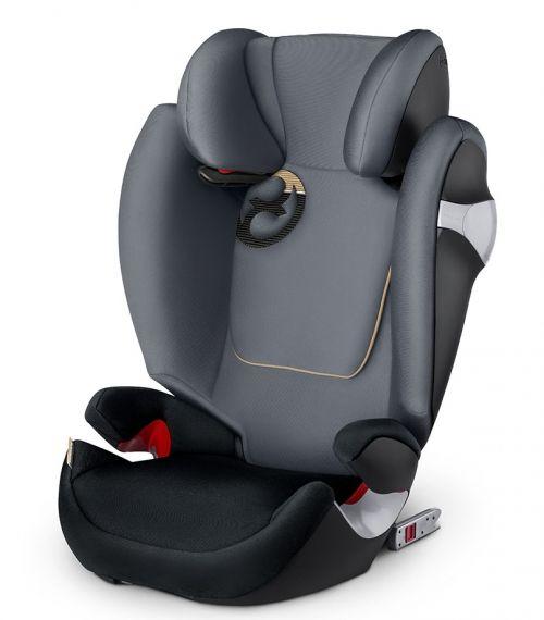 cybex solution m fix 15 36 kg graphite. Black Bedroom Furniture Sets. Home Design Ideas