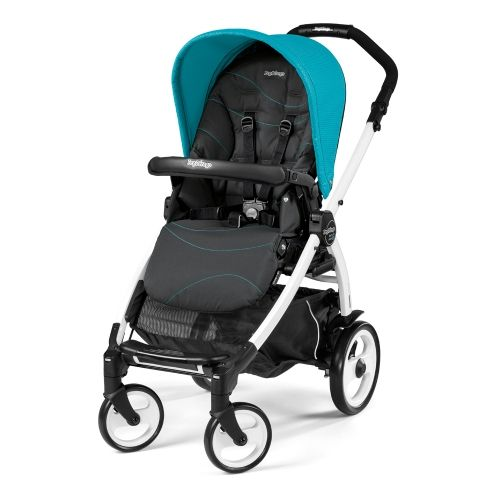 Бебешка количка Peg Perego BOOK PLUS Sportivo Pop Up Bloom Red