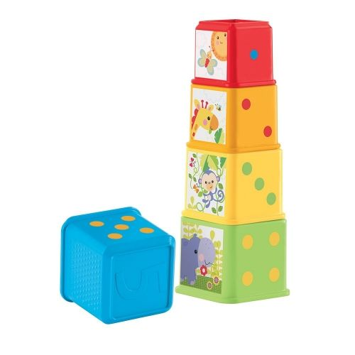 Fisher Price Roller Blocks Забавни кубчета