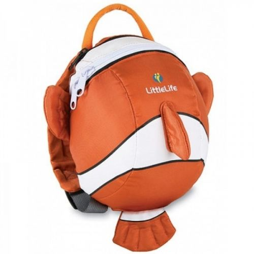 LittleLife - Детска раница Animal Daysack - Clownfish