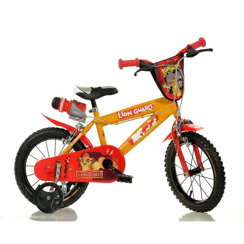 4f8574bb0b3 Детски велосипед Dino Bikes Lion Guard 14