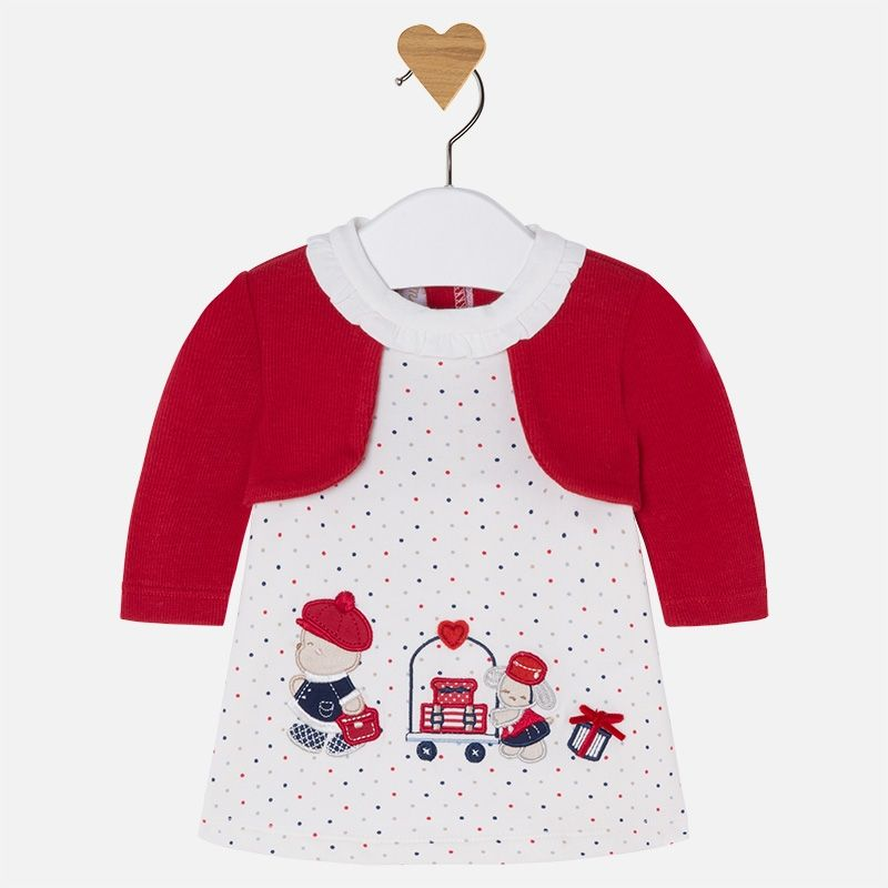 6d88570aff8 Mayoral - Бебешка рокля *Bimbi*