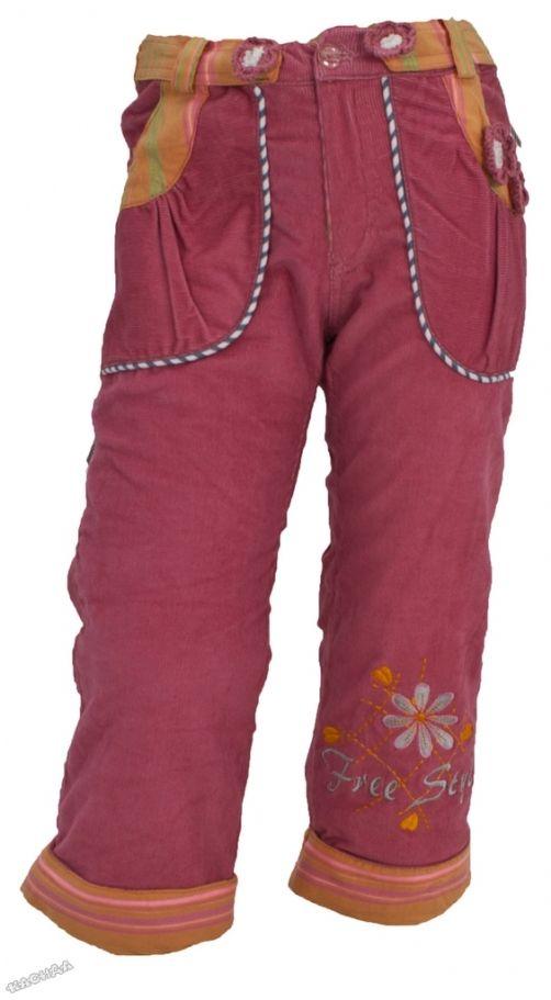 084057bc67d Pierre Alleshere - Детски подплатен панталон *Jacinto*