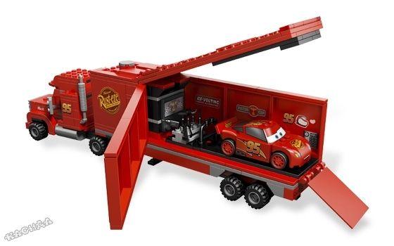 Lego cars - Cars camion mack ...
