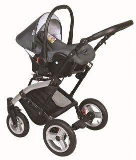 Dorjan - Бебешка количка Baby Boat 3в1 BB-02