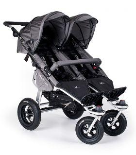 TFK - Бебешка количка JOGGSTER Twist Carbon Light Brown