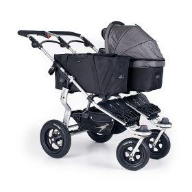 Бебешка количка за тризнаци TFK Trio Twist Сиво 2015