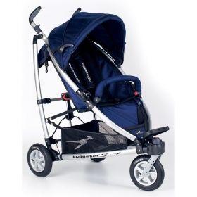Бебешка количка TFK BUGGSTER S Air Сиво 2015