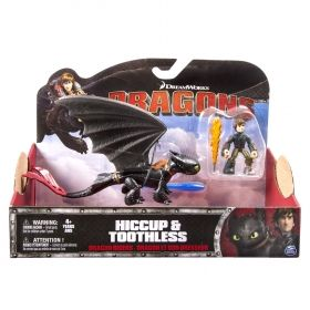 Dragons - Фигура дракон *Toothless* Defenders of Berk