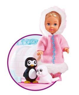 Simba - Детска кукла Еви *Моето първо колело*