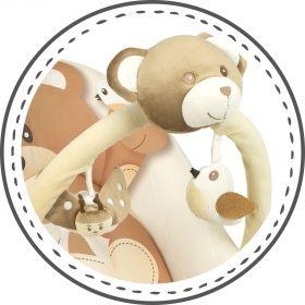 Бебешки шезлонг Cam GIOCAM 2016 col.215