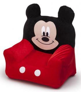 Delta Children Детски фотьойл Mickey Mouse Мики Маус