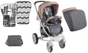 Бебешка количка Bertoni Lorelli S700 Blue 2016