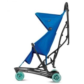 Лятна бебешка количка Quinny YEZZ Blue Pastel 2016