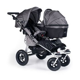 Бебешка количка за близнаци TFK Twinner Twist Duo Шоколад 2015
