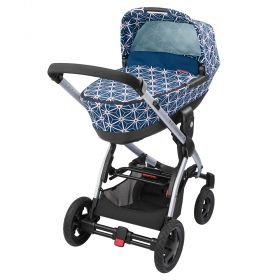 Сгъваем кош за новородени Maxi Cosi Foldable Carrycot Raspberry Red