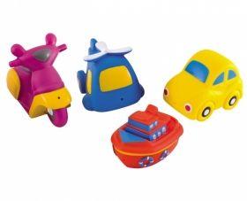 Canpol - Гумени играчки за баня *Dino *0м+
