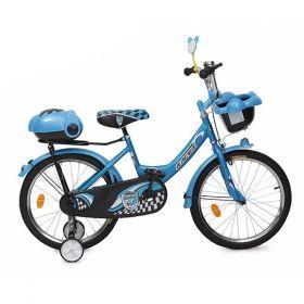 MONI Детски велосипед 1670 - червен
