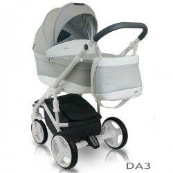 Bexa Бебешка количка 2 в 1 Bexa D'Angela Цвят: DA2