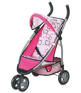 Детска лятна количка триколка за кукли Bertoni Lorelli TRICYCLE със сенник