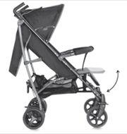 Бебешка количка Bertoni Lorelli S200 Pink&Gray 2014