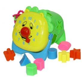 Bertoni Lorelli Toys Бебешка Бебешка играчка с формички за сортиране *Коала*