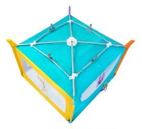 Kinder Kraft - Сгъваема кошара за игра Play