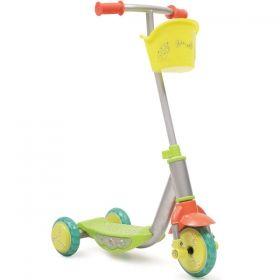Детска тротинетка с три гуми Maxi Blue