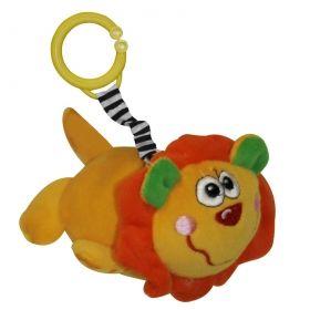 Bertoni Lorelli Toys Бебешка трептяща играчка с клипс *Слон*