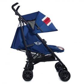 Easywalker Бебешка количка MINI buggy XL Union Jack Classic