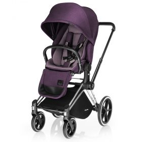 Бебешка количка Cybex Priam Lux Seat Princess Pink 2016