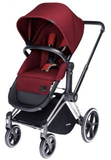 Бебешка количка Cybex Priam Seat 2 in 1 Hot`n Spicy