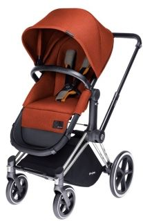 Бебешка количка Cybex Priam Seat 2 in 1 Autumn Gold
