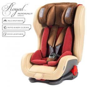 Avionaut - Детско столче за кола Evolvair Royal (9 - 36кг) Dark Grey