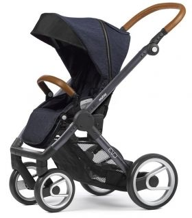 Бебешка количка Mutsy EVO Industrial Grey