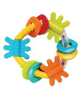 Playgro - Вибрираща играчка за количка Жабка