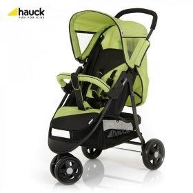 Бебешка комбинирана количка Hauck CITI Comfortfold Chilli