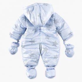 Boboli - Бебешки космонавт с качулка *Baby Star* розов