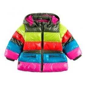 Boboli - Детско двулицево яке *Colorful*