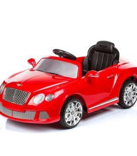 Детска акумулаторна кола Chipolino Bentley Continental GTC черна
