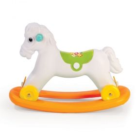 Детски люлеещ се жираф Fisher Price Ride-On Toy Rockin Tunes Giraff