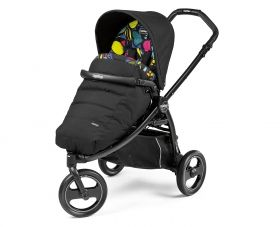 Бебешка количка Peg Perego BOOK SCOUT Elite Completo Luxe Grey