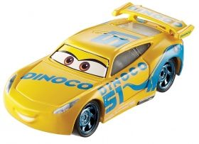 Cars 3 Количка - Dinoco Cruz Ramirez