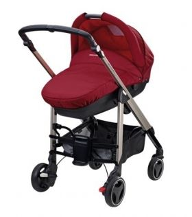 Кош за новородени STREETY Compact Safety Bebe Confort Modern Black 2014